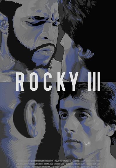 Rocky III by Morpheus