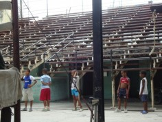 Voyage à Cuba II : Coach Alberto et le gymnase/salon