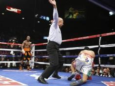 Ortiz-Mayweather, mascarade au MGM Grand de Las Vegas